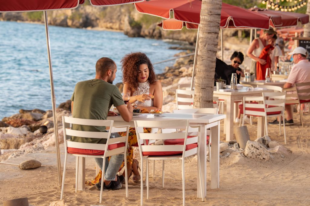Restaurant Karakter @ Coral Estate Luxury Resort Curaçao