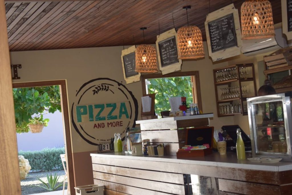 Pizza and more @Coral Estate Luxury Resort Curaçao